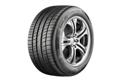 Continental Conti Max Contract 195/55 R16 87V Tubeless Car Tyre
