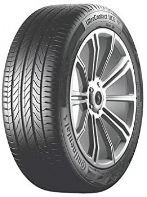 CONTINENTAL UltraContact6 195/60 R15 88v TUBELESS TYRE