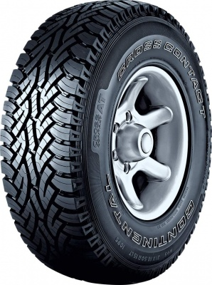 Continental ContiCrossContract AT 215/75 R15 100T Tubeless Car Tyre