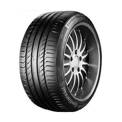 CONTINENTAL ContiSportContact5 235/40 R18 TUBELESS TYRE